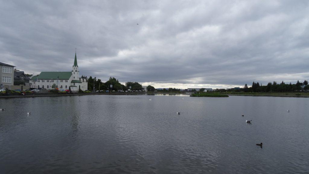 Lago Tjörnin (Reikiavik)