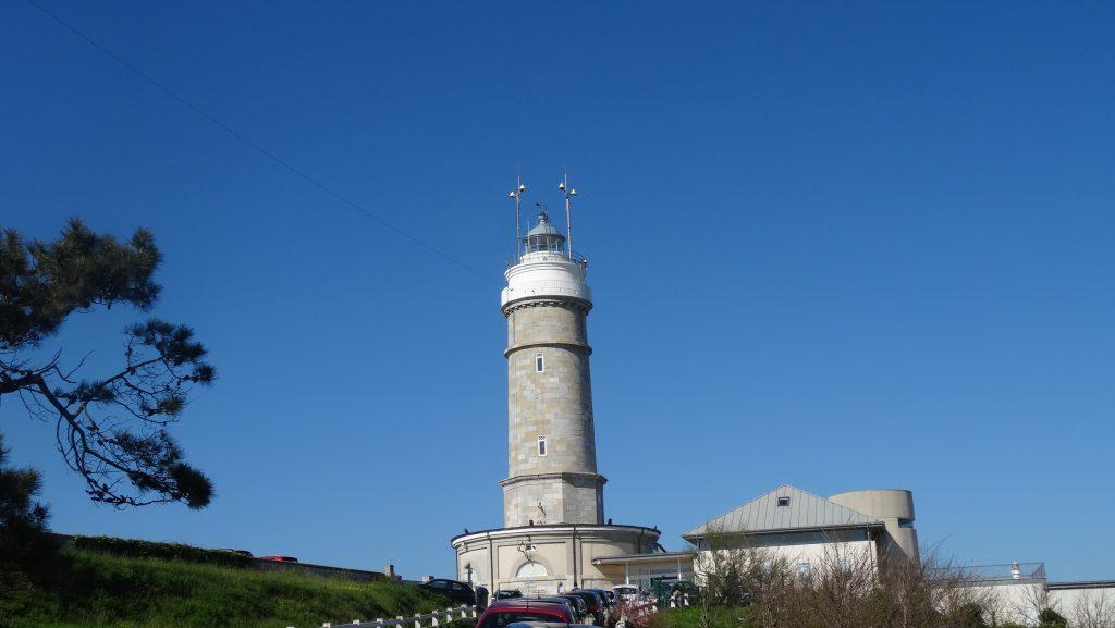 Faro Cabo Mayor