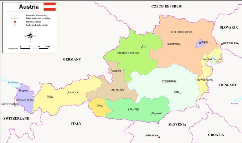 Plano de Austria