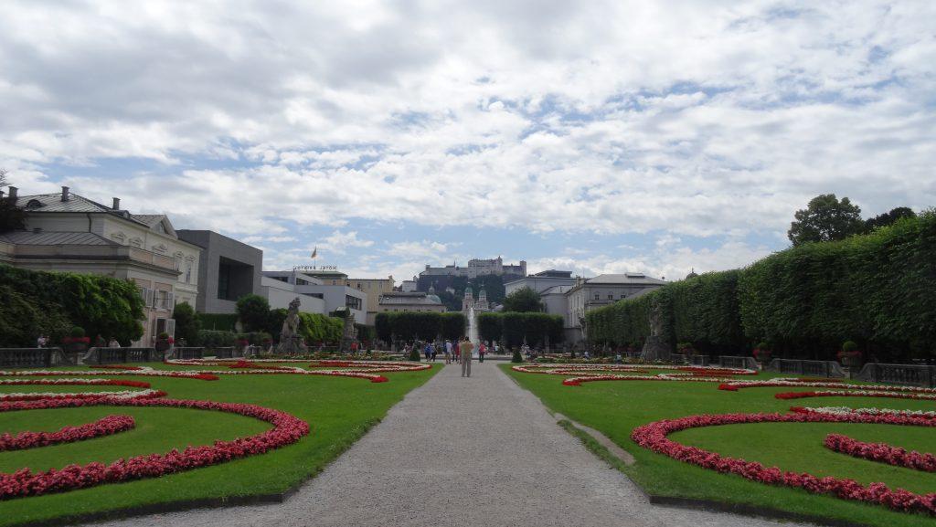 Palacio de Mirabell