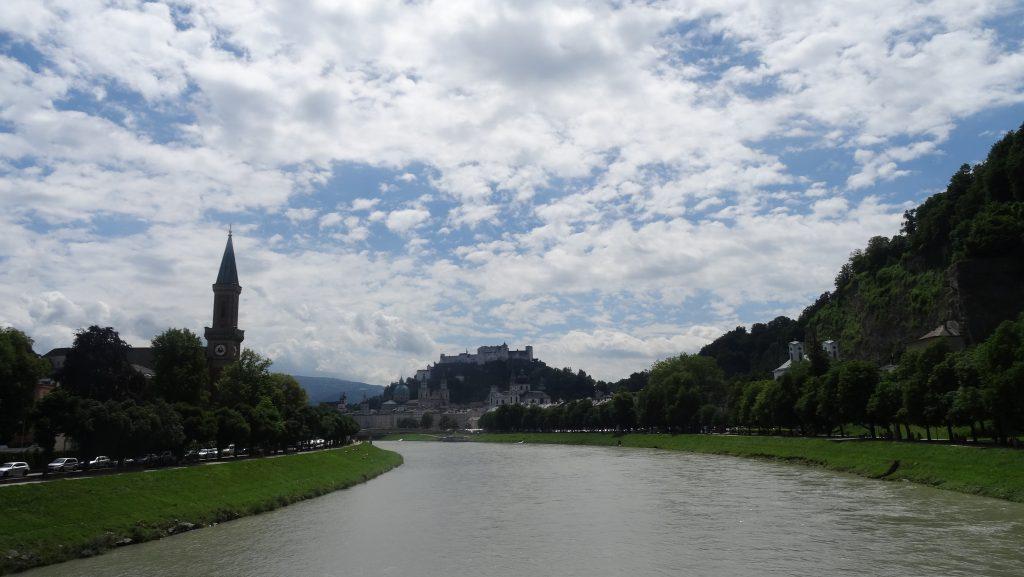 Vistas desde el puente Müllner