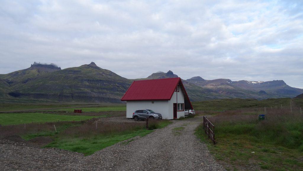 Guesthouse Ásgarður (Islandia)
