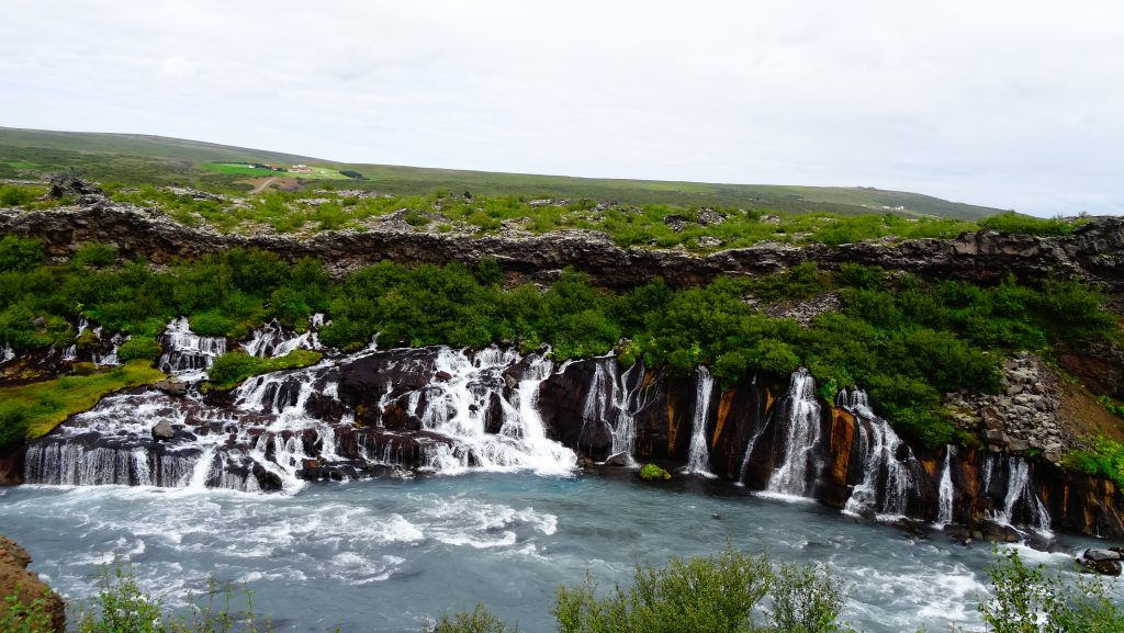 Hraunfossar (Islandia)
