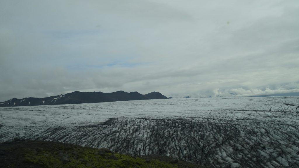 Glaciar Vatnajökull (Islandia)