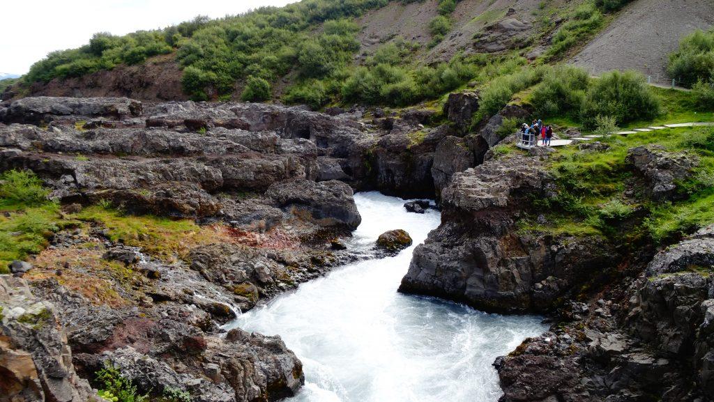 Barnafoss (Islandia)