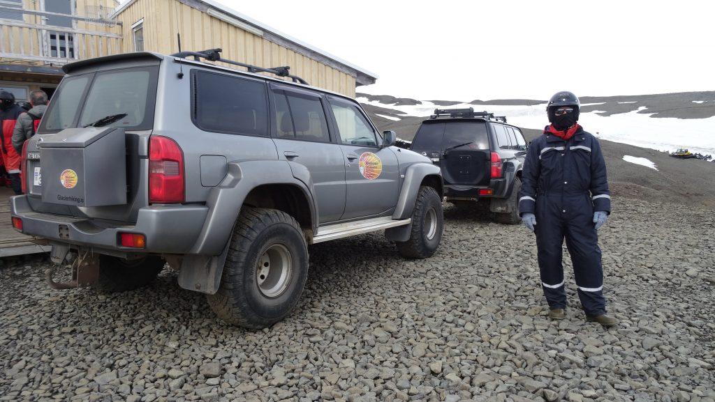 Glacier Jeeps - Ice & Adventure (Islandia)