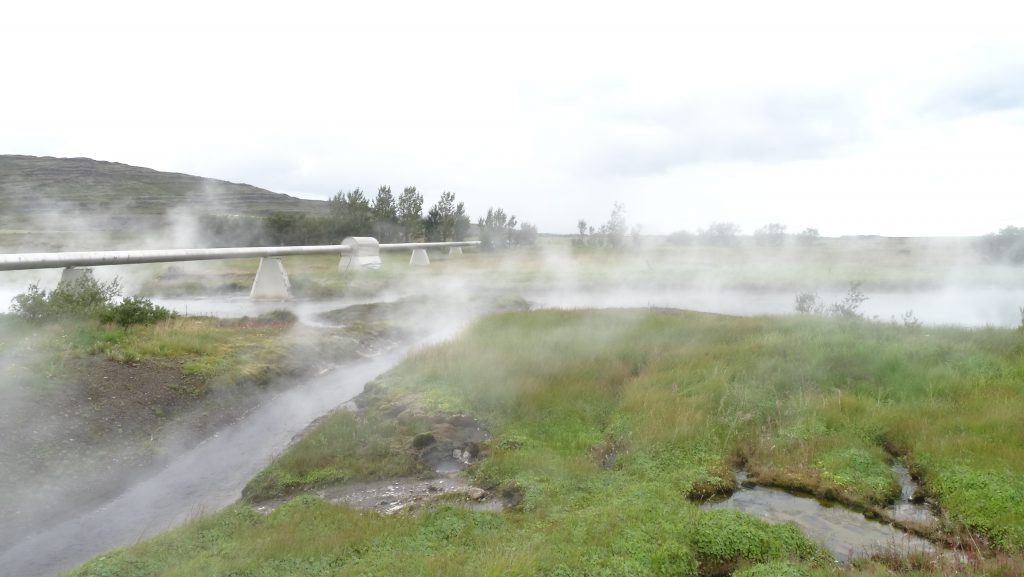 Manantial Deildartunguhver (Islandia)