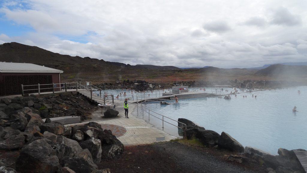 Fuente termal Stóragjá (Islandia)