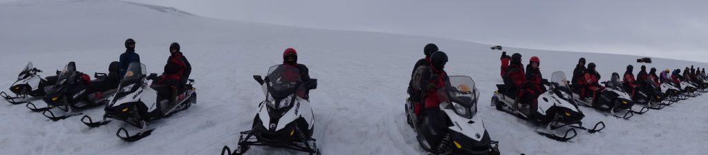 Snowmobile Adventure (Islandia)