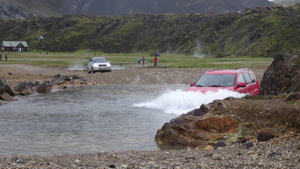 Carretera F a Landmannalaugar (Islandia)