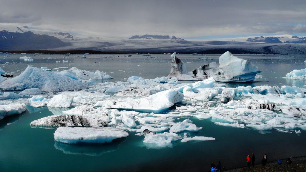 Laguna Glacial Jökulsarlon (Islandia)