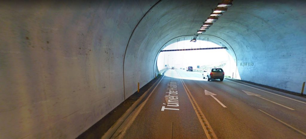 Túnel de Peaje (Islandia)