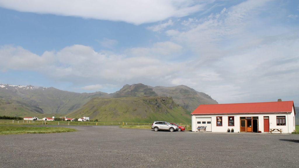 Museo Eyjafjallajökull (Islandia)