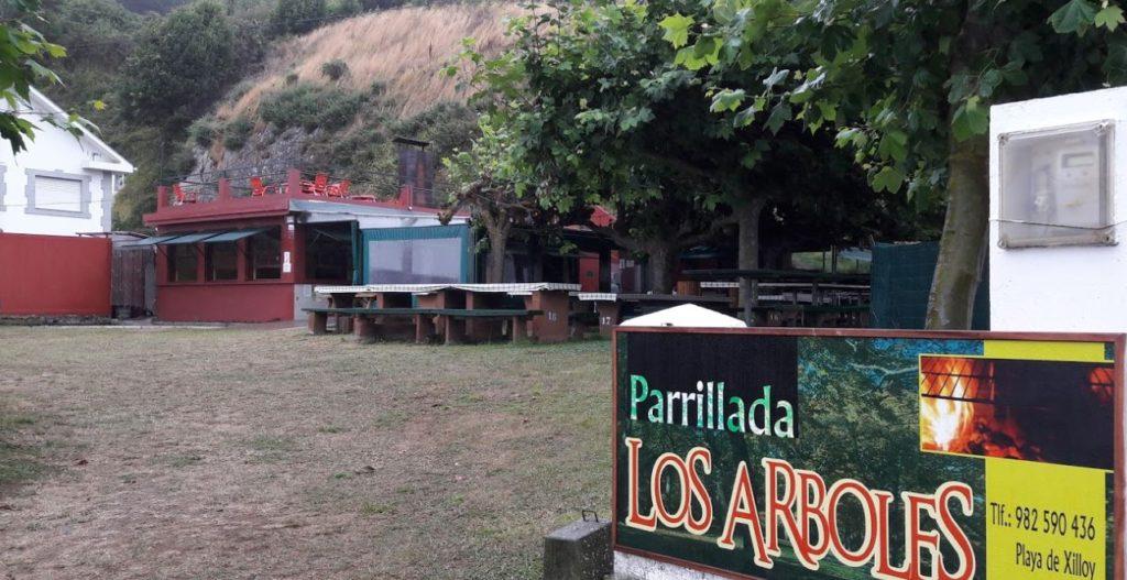 Parrillada Los Árboles (Xilloi)