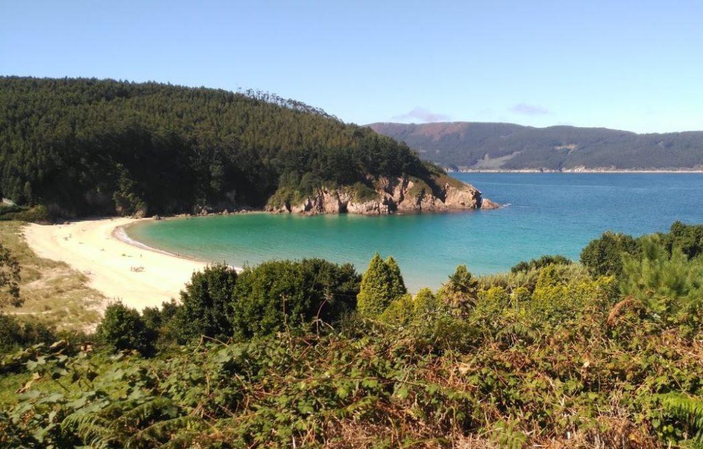Playa de Xilloi (Lugo)
